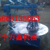 济宁万鑫厂家热卖切圈机轮胎切圈机,切割机