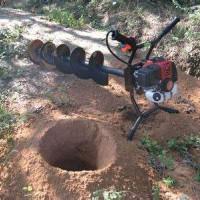 本厂专业生产挖坑机,地钻挖坑机,种植机