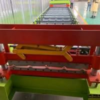 茂源压瓦机彩钢设备_第一桶金全自动双层压瓦机_价格公道 _哈尔滨