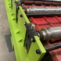 灵宝红旗压瓦机_红旗泊头双层压瓦机厂家_可以用50多年的彩钢压瓦机