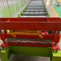 金门红旗压瓦机_翔博全自动双层压瓦机_可用50年+的设备