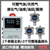 可燃气体报警器探测器ND-T100天然气油漆液化气浓度泄漏检