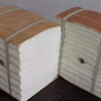 废气处理炉用高纯陶瓷纤维模块保温棉