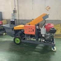 建筑工地输送混凝土地泵耐磨效率高