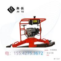 鞍铁仿形打磨机打磨轨道设备操作过程