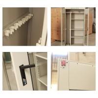 安徽电厂普通免费的b2b平台工具柜 配电室电力储存柜1.2厚