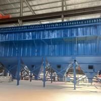 脉冲袋式除尘器 源头厂商 熟料冷却除尘器 除尘器加工厂商