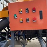 斜式大颗粒混凝土输送泵操作稳定可靠